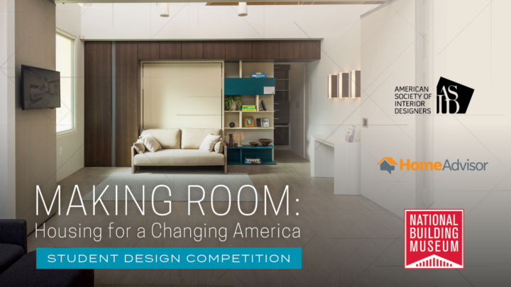 Making Room: Housing for a Changing America Student Design Competition