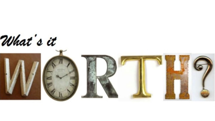 Whats It Worth >> What S It Worth Antique Collectible Hosted By Expressions