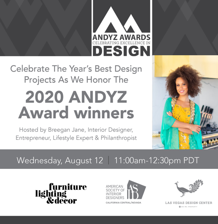 Andyz Awards Presentation Online Webinar