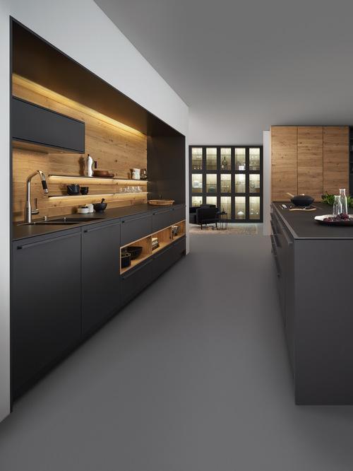 Beau European Contemporary Kitchen Design In Luxury Mountain Homes   Jackson, WY