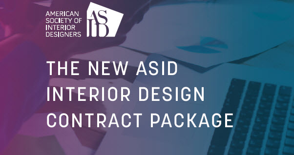 Superior The New And Improved ASID Residential Contract Package Is Your Key To  Crafting Comprehensive, Customizable Contracts That Will Protect Your  Business And ...