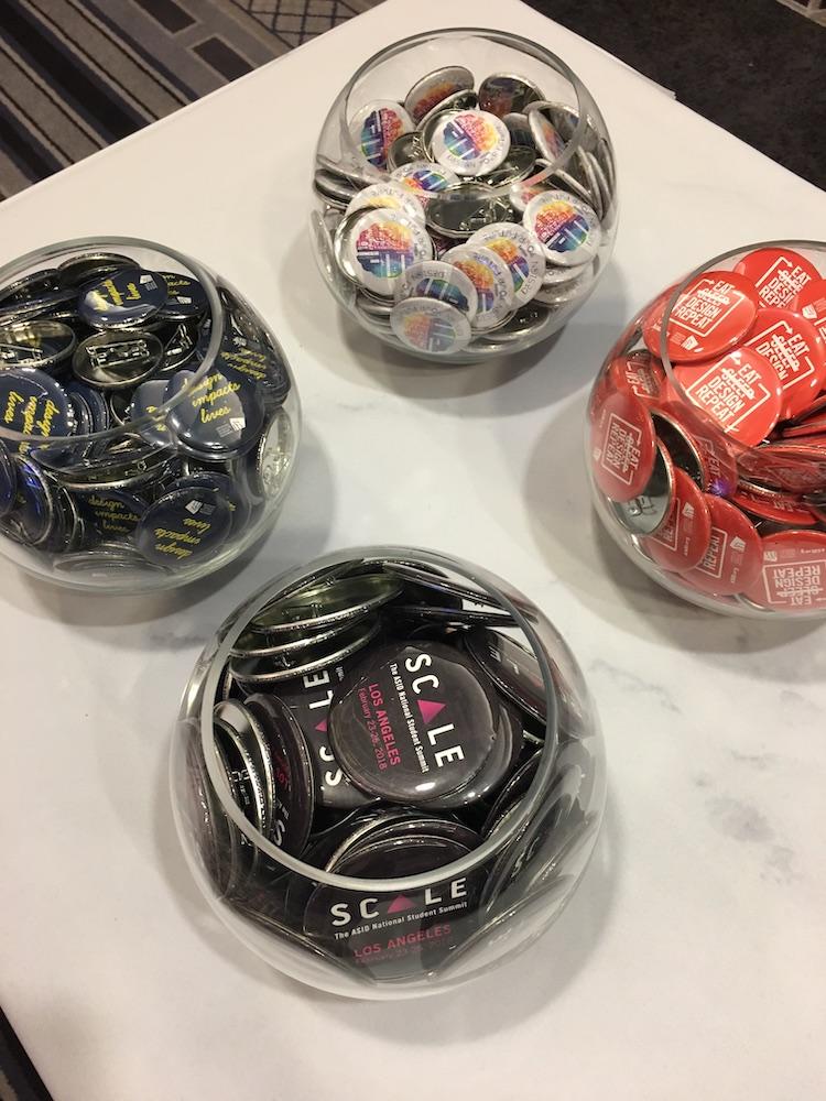 SCALE Button Design Contest