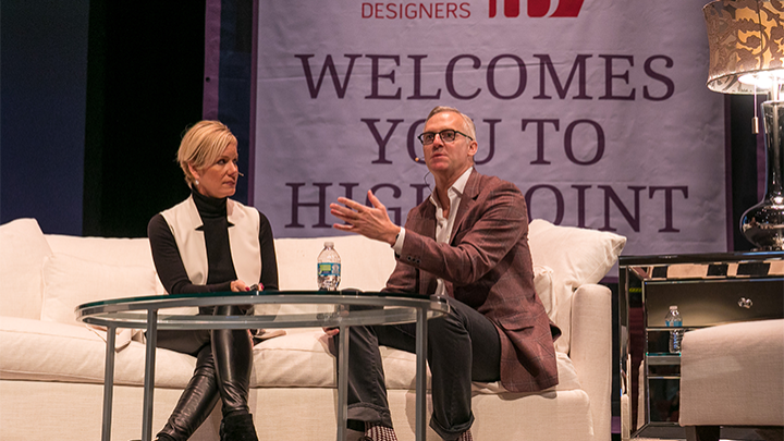 High Point Market and ASID Announce Design Viewpoints Series Sessions for Spring Market 2017
