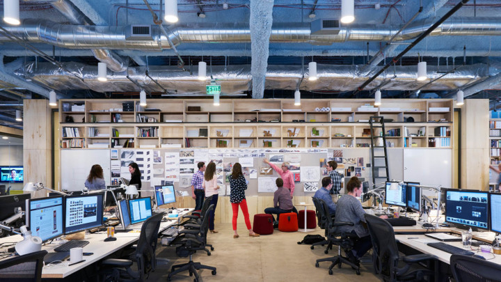 Perkins+Will's StuidioIDS Holds Community At Its Core In New, Award-Winning Office