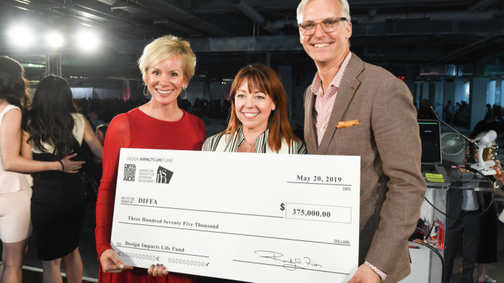 ASID and DIFFA Announce Design Impacts Life Fund