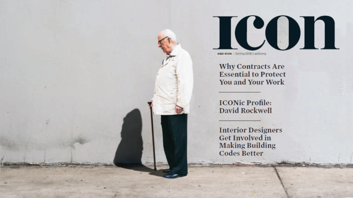 ASID ICON Magazine, Spring 2016