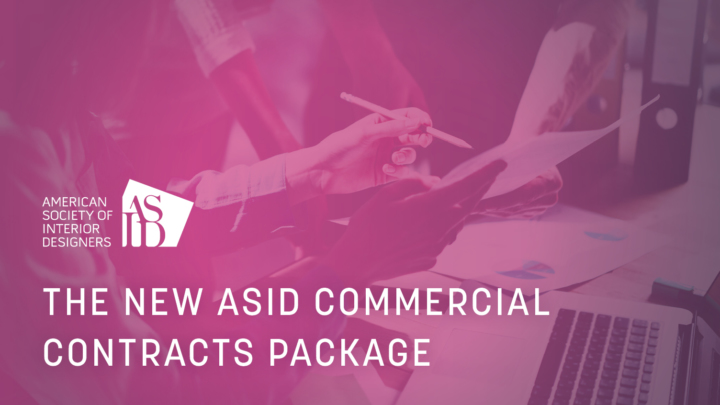 ASID Interior Design Commercial Contracts Package